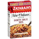 Zatarain's New Orleans Style Dirty Rice Mix -12 oz