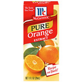 McCormick Specialty Extracts Pure Orange Extract -1 oz 1