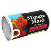 Minute Maid Berry Punch -12 oz