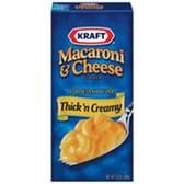 Kraft Macaroni & Cheese Thick 'n Creamy -5.5 oz