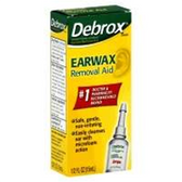 Debrox Ear Drops - .5 Fl. Oz