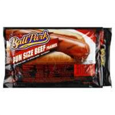 Ball Park Beef Franks Bun Length -16oz
