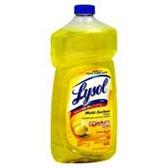 Lysol All Purpose Lemon Cleaner -40 fl. Oz