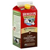 Horizon Chocolate Milk - 0.5 gal