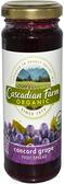 Cascadian Farms Organic Fruit Spread - Concord Grape -10oz