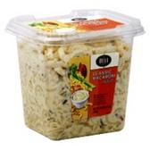 Fresh Classic Macaroni Salad - 80 oz