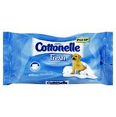 Cottonelle Fresh Moist Wipes Refill - 42 Count