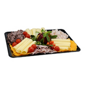 Premium Deli Meat & Cheese Party Tray -   Medium 10-15 Servings