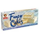 Little Debbie Fancy Cakes -12 oz