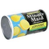 Minute Maid Lemonade -12 oz