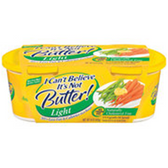 I Cant Believe Its Not Butter Light Spread (2 ct) -12 oz