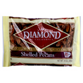 Diamond Shelled Pecans - 6 oz