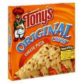 Tonys Cheese Original Crust Pizza -15.1 oz