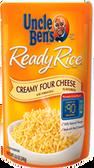 Uncle Ben's Ready Rice - Creamy Four Cheese -8.8oz