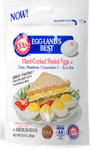 Eggland's Best - Hard Cooked Peeled Eggs -6ct.