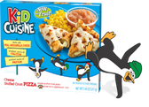 Kid Cuisine - Cheese Pizza -1 meal