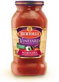 Bertolli Vineyard Marinara - 24 oz