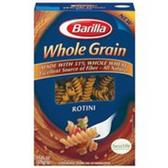 Barilla Whole Grain Rotini Pasta - 13.25 oz