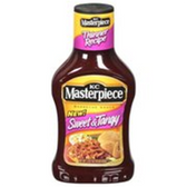 KC Masterpiece Sweet & Tangy BBQ Sauce -16 oz