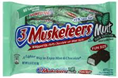 3Musketeers Mint -bag