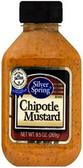 Silver Spring - Chipotle Mustard -9.5oz
