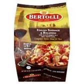 Bertolli Frozen Dinner For Two Italian Sausage and Rigatoni-24 o
