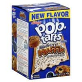 Kellogg's Pop Tart Blueberry Muffin -8 ct