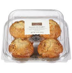 Fresh Extra-Large Banana Nut Muffins - 3 Pk