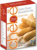 Chēbē Gluten Free Garlic Onion Bread Mix -7.5oz
