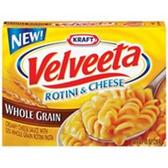 Kraft Velveeta Whole Grain Rotini and Cheese -5.5 oz