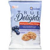 Quaker TrueDelight Multigrain Wild Blueberry  Rice Cakes-6 oz