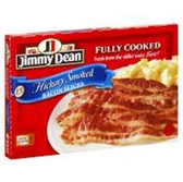 Jimmy Dean Fully Cooked Bacon Hickory Smoked - 2.2 oz