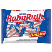 Baby Ruth Fun Size -12.5 oz