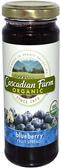 Cascadian Farms Organic Fruit Spread - Blueberry -10oz