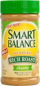 Smart Balance Peanut Butter - Chunky -26oz