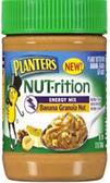 Planter's Nut-Trition Energy Mix - Banana Granola Nut Spread -16