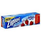 Ziploc Gallon Storage Bags - 24 Count