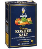 Morton Coarse Kosher Salt -3 LB
