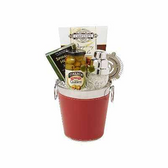 Cocktail Time Gift Basket (Red)