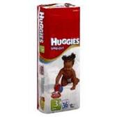 Huggies Snug N Dry Diapers Size 3 - 156 pk
