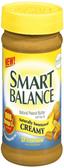 Smart Balance Peanut Butter - Creamy  -26oz
