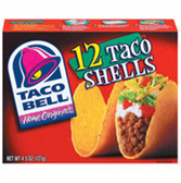 Taco Bell Original Taco Shells - 12 ct