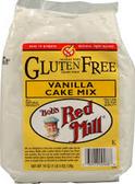 Bob's Red Mill Gluten Free Vanilla Cake Mix -21oz