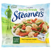 Green Giant Valley Fresh Steamers Basil Vegetable Medley-12 oz