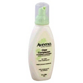 Aveeno Clear Complexion Foam Cleanser - 6 Fl. Oz.