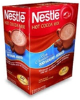 Nestle No Sugar Added Chocolate Mix -8 ct