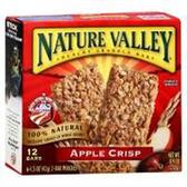 Nature Valley Crunchy Apple Crisp Granola Bar -6 pk