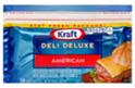 Kraft Deli Deluxe  American Cheese Slices -16ct