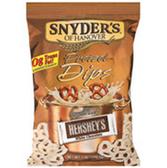 Snyder's of Handover w/ Hershey's Chocolate Pretzel Dips-7 oz