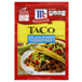 McCormick 30% Less Sodium Taco Seasoning Mix, 1.25oz